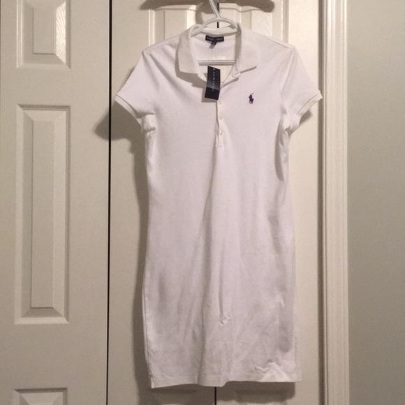 Ralph Lauren Polo Dress Medium